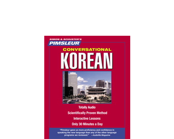 Pimsleur Korean